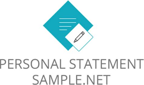 Sample Personal Statements Interview SOS